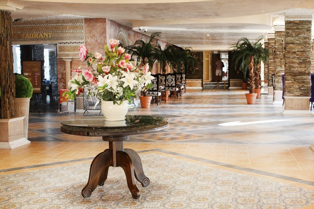 Лоби | Хотел Андалусия Бийч