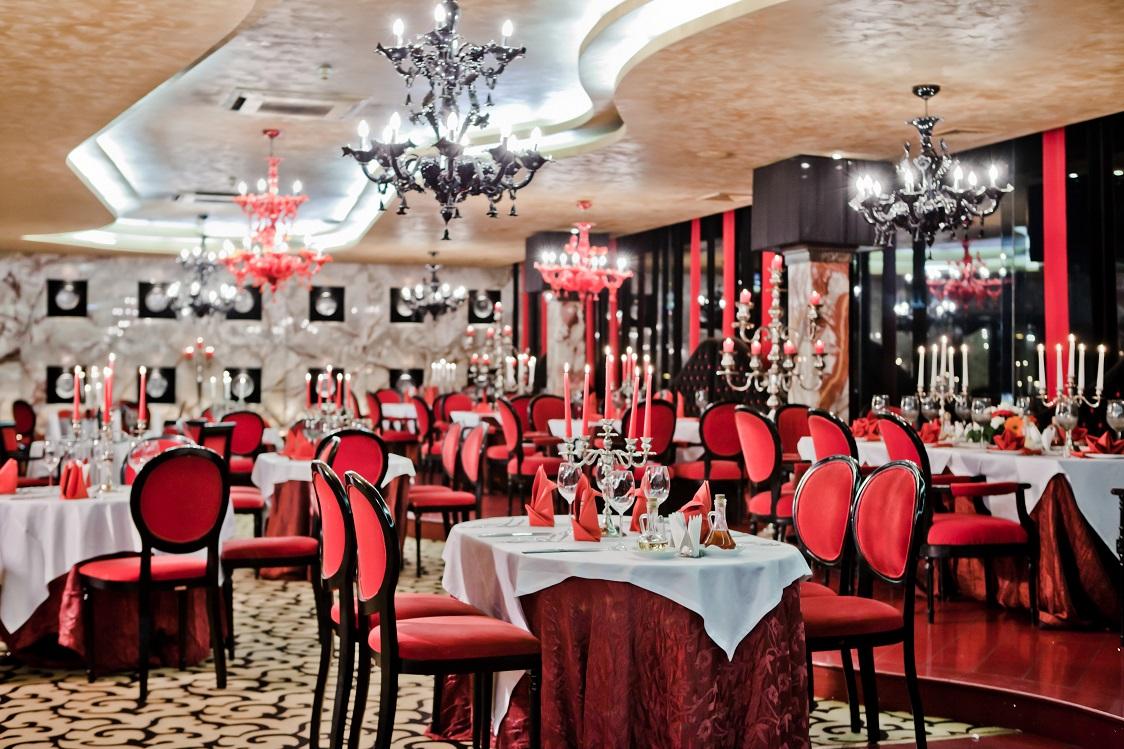 Основен ресторант | Хотел Марица