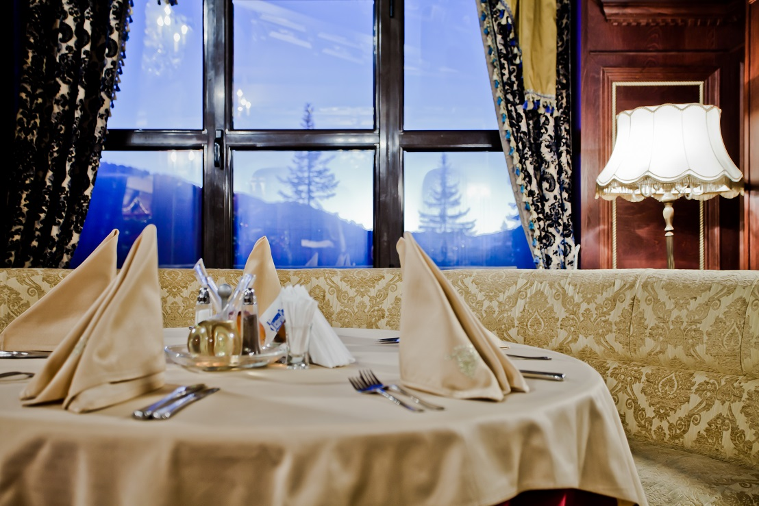 Ресторант | Хотел Пампорово