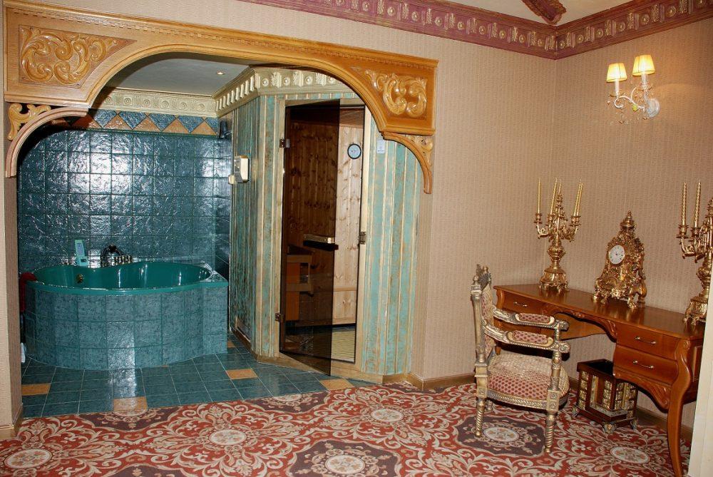 Президентски Апартамент | Хотел Пампорово