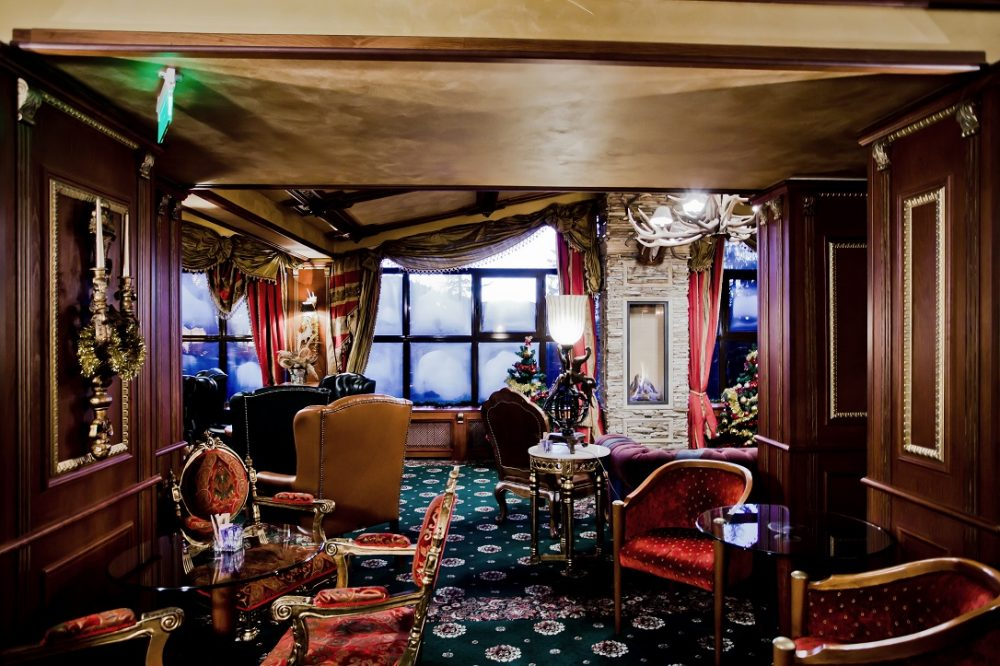 Лоби бар | Хотел Пампорово