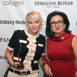Маринела Арабаджиева с приз за бизнес дама на годината