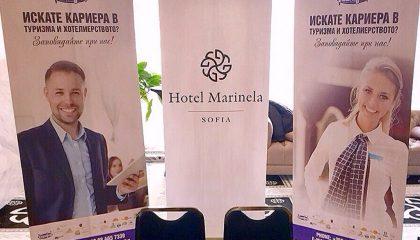 Victoria Group Hotels & Resorts по време на форума