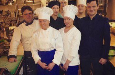 Хотел Маринела София приема стажанти от Литва в отдел Кухня