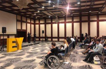"""Първото издание на кариерния форум за хора с увреждания""""Равенството значи повече"""" премина с голям успех и висока посещаемост"""