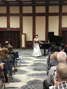 """Японската пианистка Фумие Фукуи с концерт в зала """"Киото"""" в хотел Marinela Sofia"""