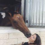 "Aлeĸcaндpa Apaбaджиeвa продължава инициативата ""Полет с коне"""