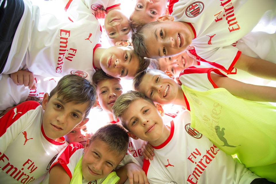 Хотел Чайка Milan Academy Junior Camp