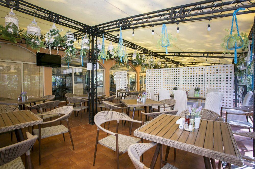 Основен ресторант Хасиенда Бийч Созопол