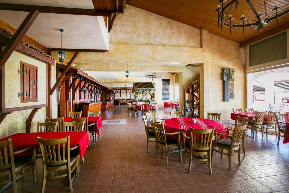Ресторант Созопол Роял Клуб Елените