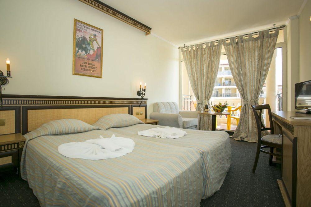 Двойна стая Хотел Андалусия Бийч Елените