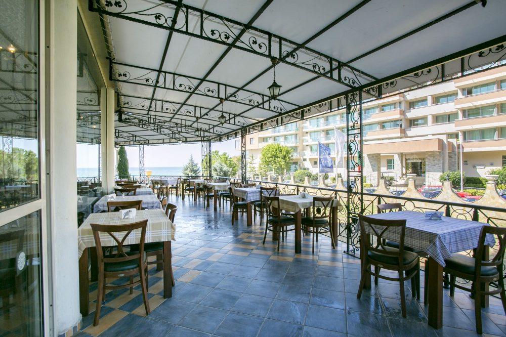 Основен ресторант хотел Атриум Бийч Елените
