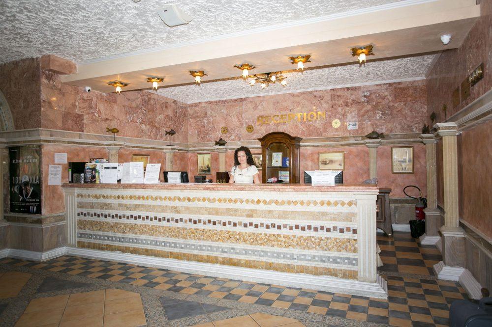Рецепция Хотел Андалусия Бийч Елените
