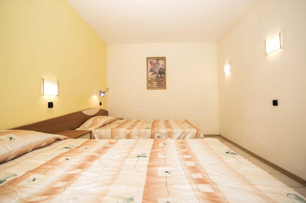 Двуспален апартамент Хотел Роял Бей Елените