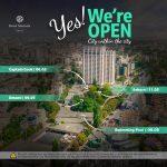 Restaurants Open Again in Hotel Marinela